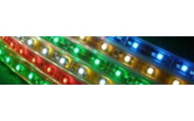 Виды светодиодных лент в F+Light