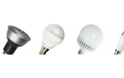 Выбираем светодиодные лампы: виды и их особенности