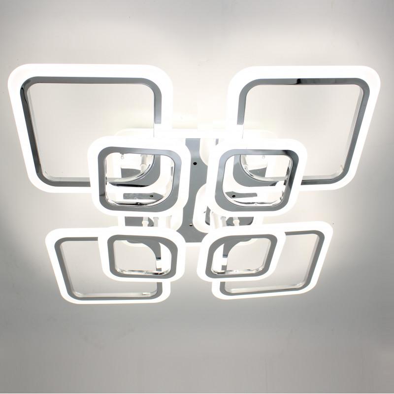 Фото Светодиодная акриловая люстра с пультом LD3688-8CR