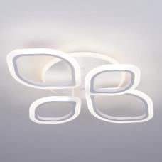 Светодиодная акриловая люстра с пультом 3398-4