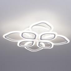 Светодиодная акриловая люстра с пультом 3398-8