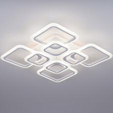 Светодиодная акриловая люстра с пультом 3688-8