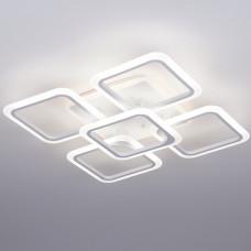 Светодиодная акриловая люстра с пультом 3689-5