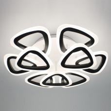 Светодиодная акриловая люстра с пультом 3825-9