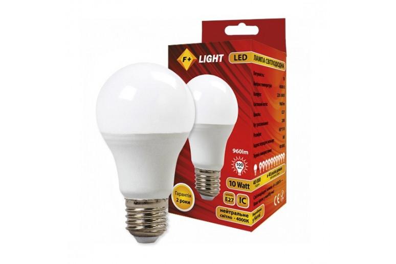 Светодиодная лампа A60Z 10W 4000K IC