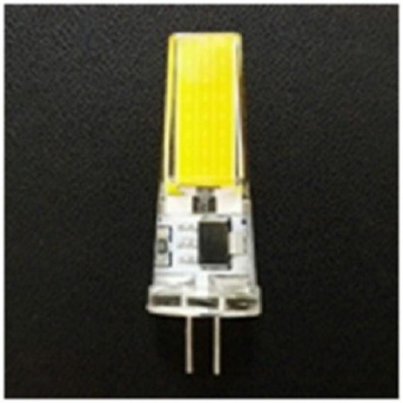 Фото Светодиодная лампа G4-COB2508 AC220V 3W 6000K-7500K