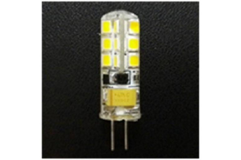 Светодиодная лампа G4-Si2835*24 ACDC12V 2W 6000K-7500K