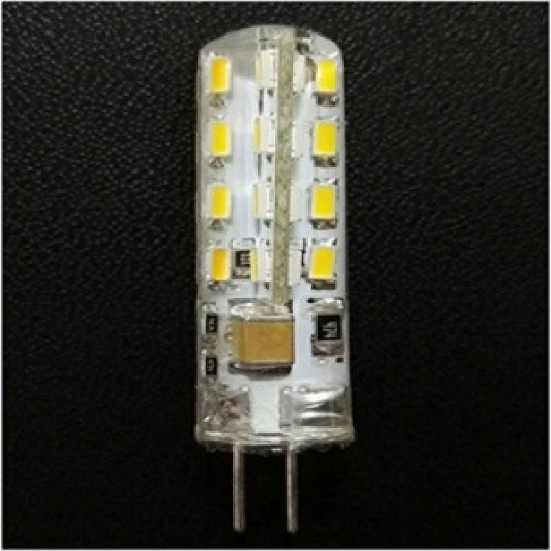 Фото Светодиодная лампа G4 Si3014*24 AC220V 2.5W 6000K-7500K