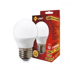 Светодиодная лампа G45B 5W 4000K E27 IC