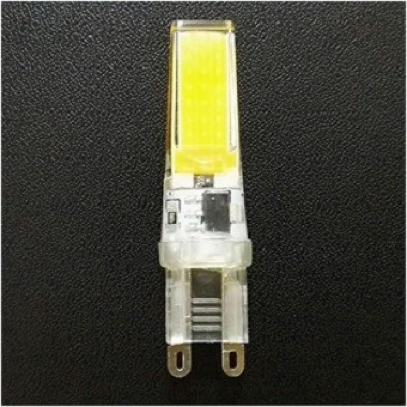Фото Светодиодная лампа G9 COB250B AC220V 3W 6000K-7500K