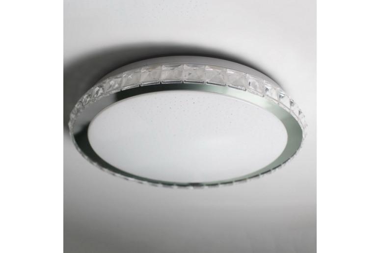 Светодиодный светильник RING 70W + Пульт ДУ