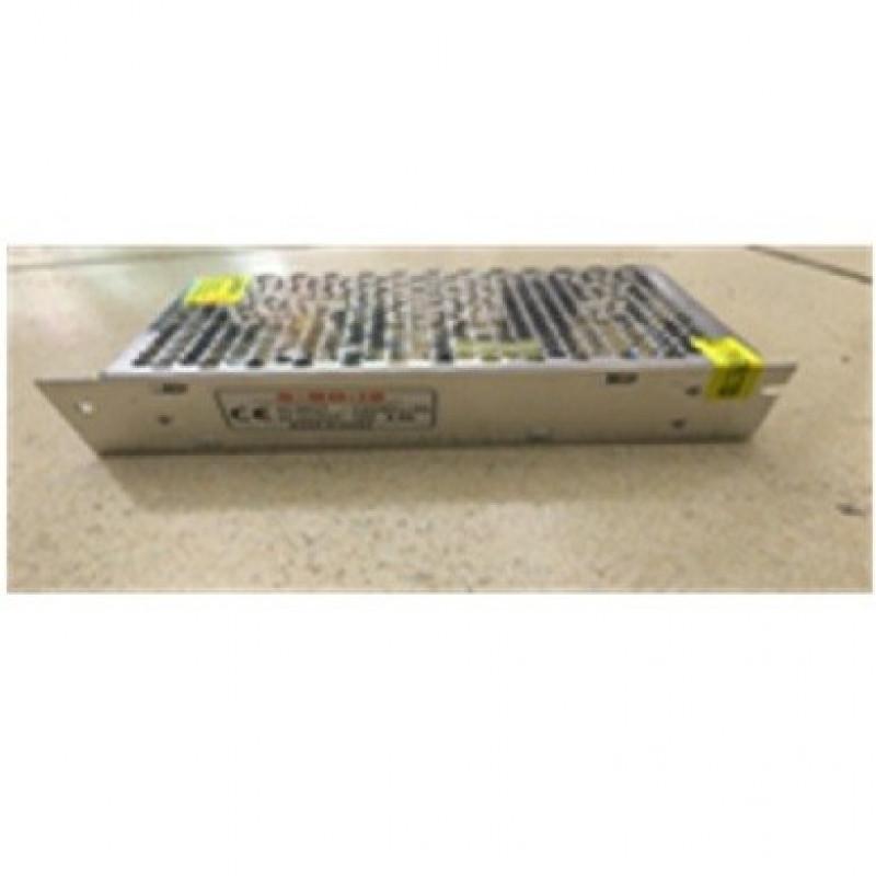 Фото Трансформатор электронный светодиодный 12V 80W