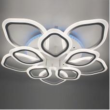 Светодиодная акриловая люстра с пультом LD3398-10+RGB
