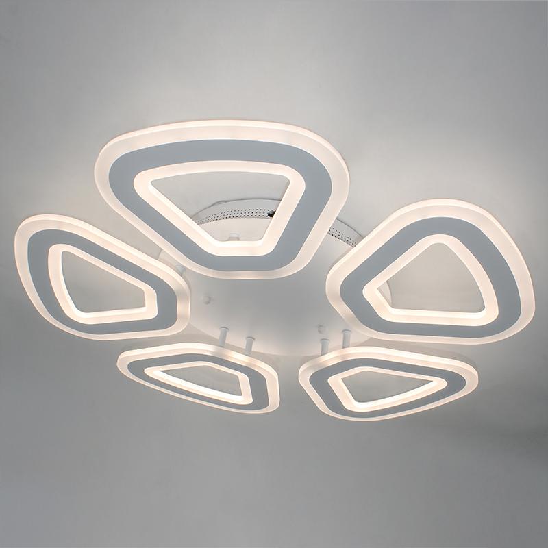 Фото Светодиодная акриловая люстра с пультом LD4334-5