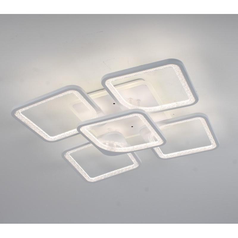 Фото Светодиодная акриловая люстра с пультом LD4162-5