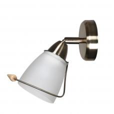 Светильник настенный MB 11641-1W AB+WT