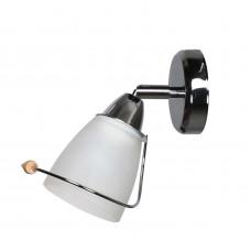 Светильник настенный MB 11641-1W CR+WT