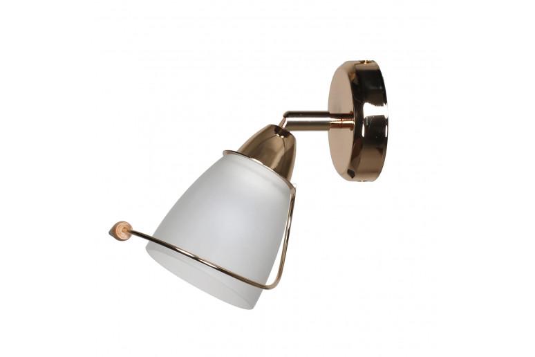 Светильник настенный MB 11641-1W FG+WT