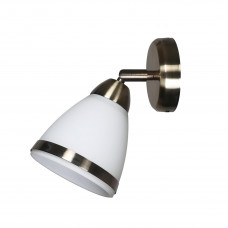 Светильник настенный MB 26193-1W AB+BK