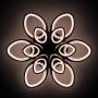 Фото 4 Светодиодная акриловая люстра с пультом LD3477-12BK+CR