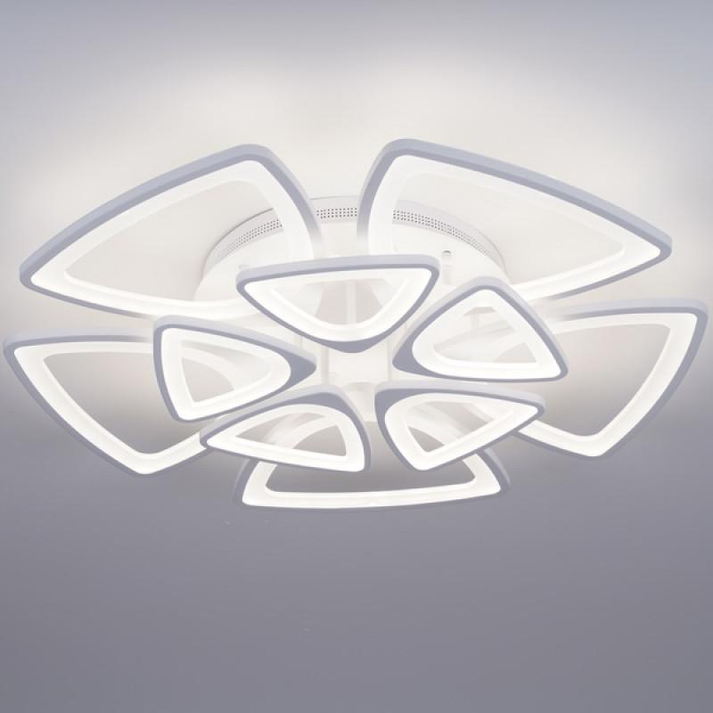 Фото Светодиодная акриловая люстра с пультом LD3575-10