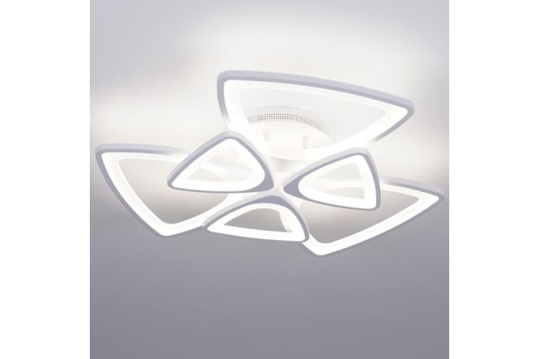 Светодиодная акриловая люстра с пультом LD3575-6