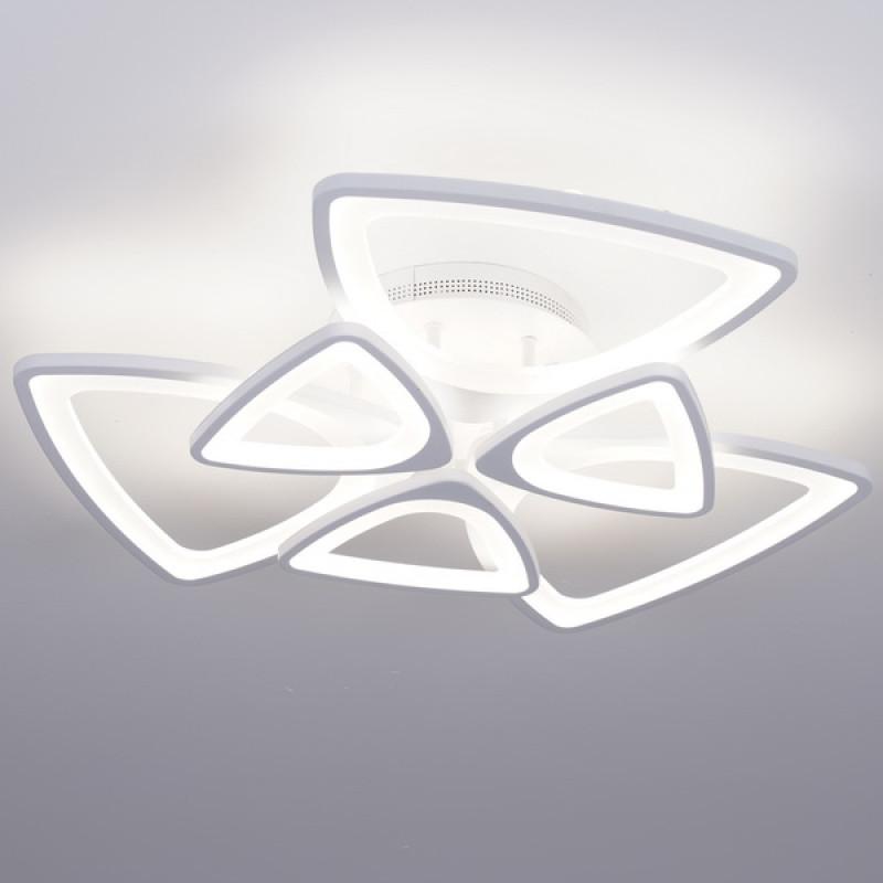 Фото Светодиодная акриловая люстра с пультом LD3575-6