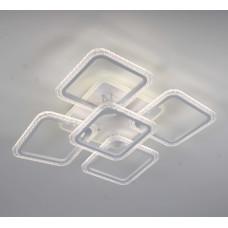 Светодиодная акриловая люстра с пультомLD4161-5