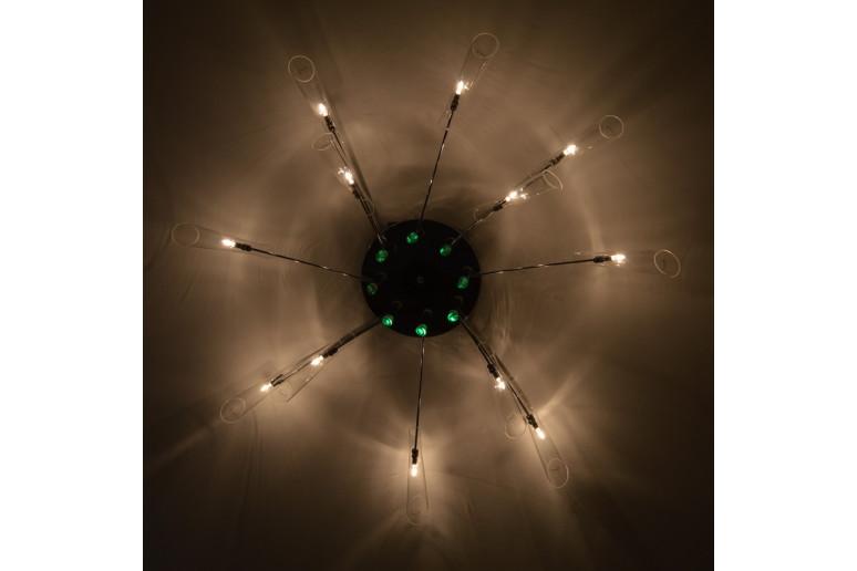 Люстра LED-0084CR/8+4